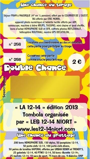 Ticket 2013